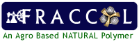 Fraccol : An Agro Based NATURAL Polymer